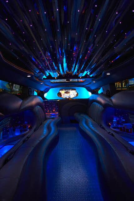 limo for parties